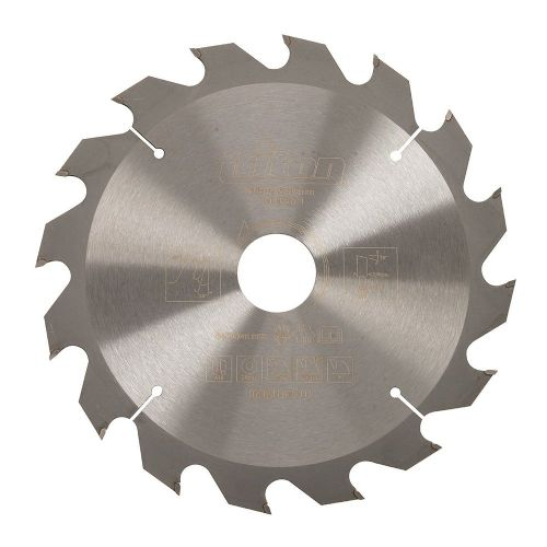 Triton 628111 Construction Saw Blade 184mm x 30mm 16 Teeth